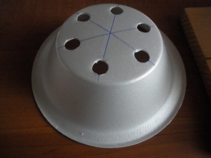 Centrifuge Rotor Top